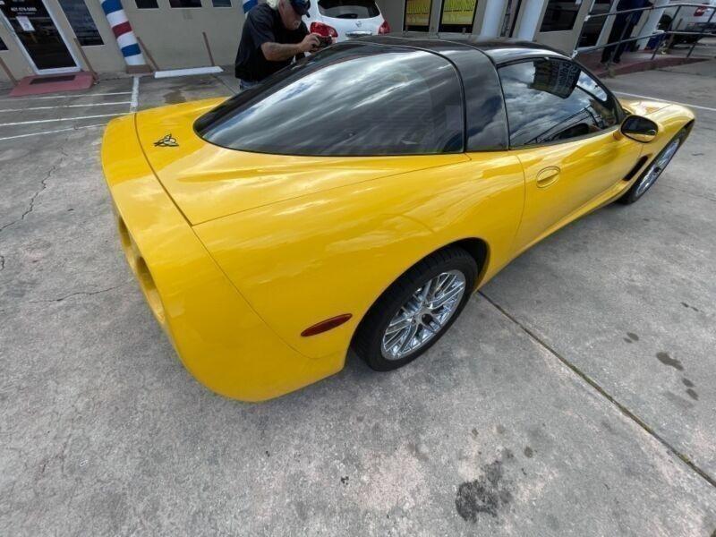 Chevrolet Corvette 2002 price $14,500