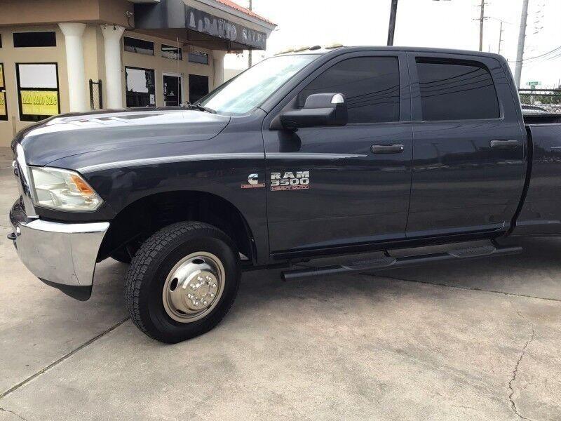 RAM 3500 2015 price $44,995