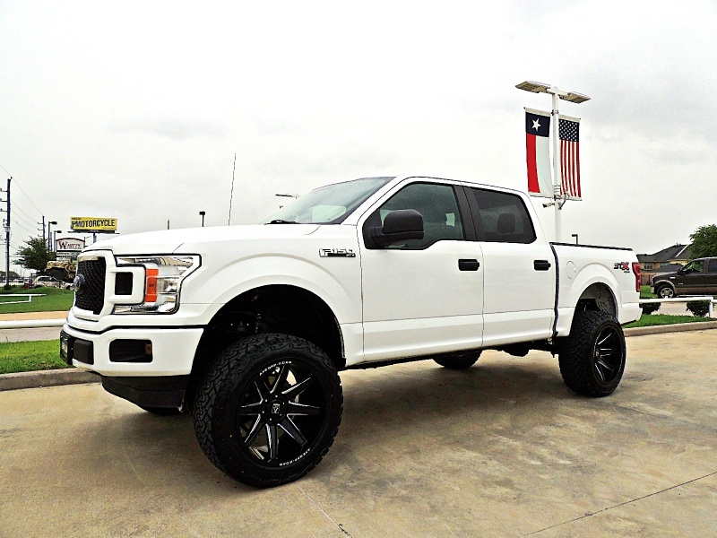 Ford F-150 2018 price $35,450