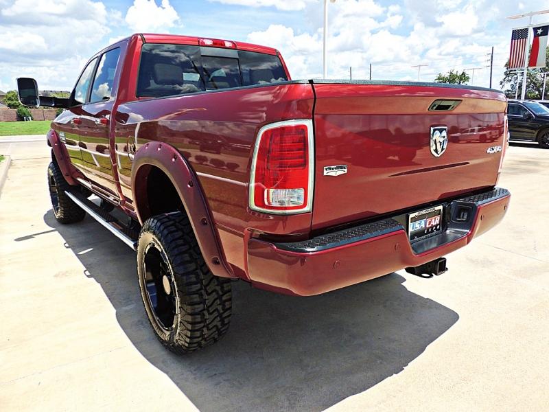 RAM 2500 2015 price $43,800