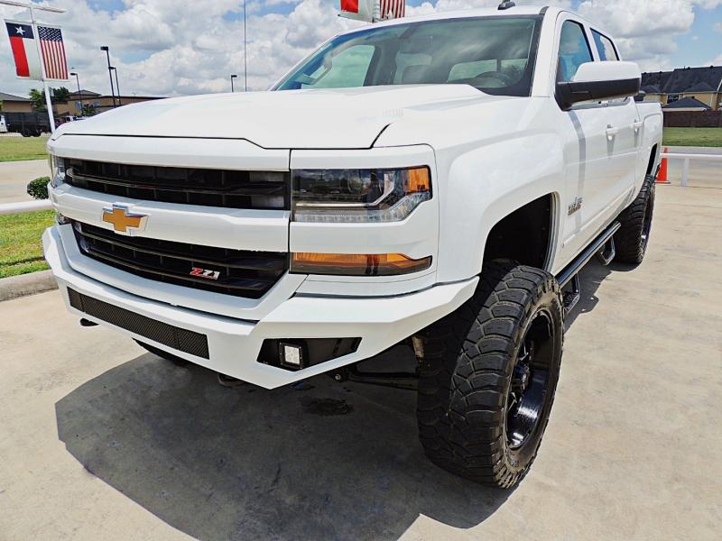 Chevrolet Silverado 1500 2016 price $33,750
