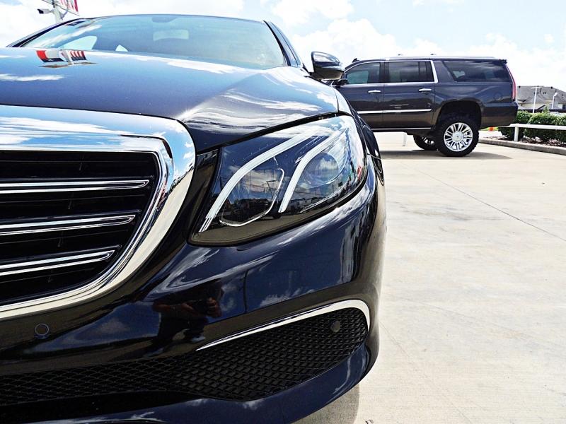 Mercedes-Benz E-Class 2017 price $30,850