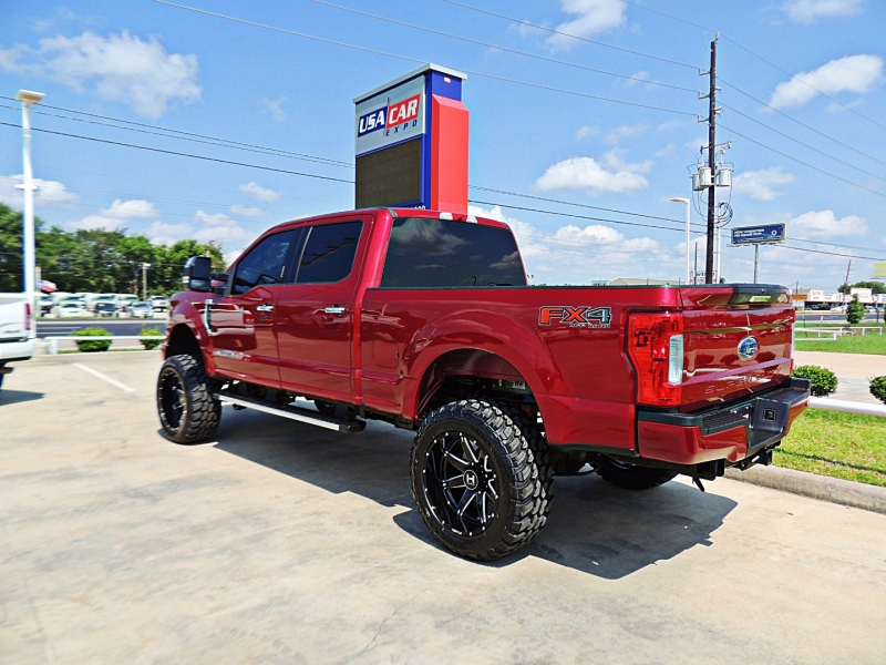 Ford F-250 XLT 4X4 Lifted 2019 price $55,900