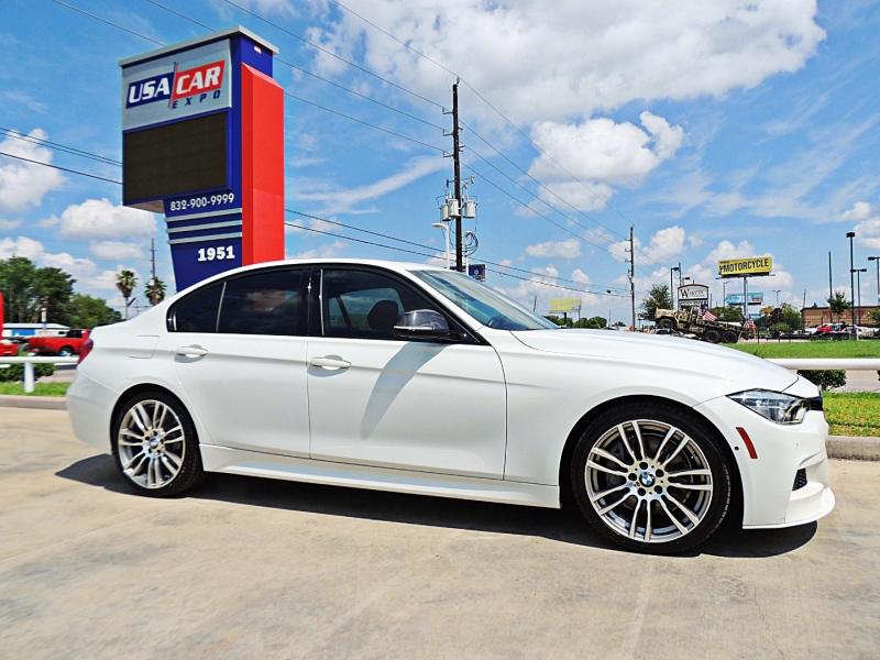 BMW 3-Series 2016 price $27,900