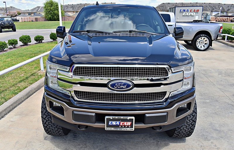 Ford F-150 2019 price $52,900