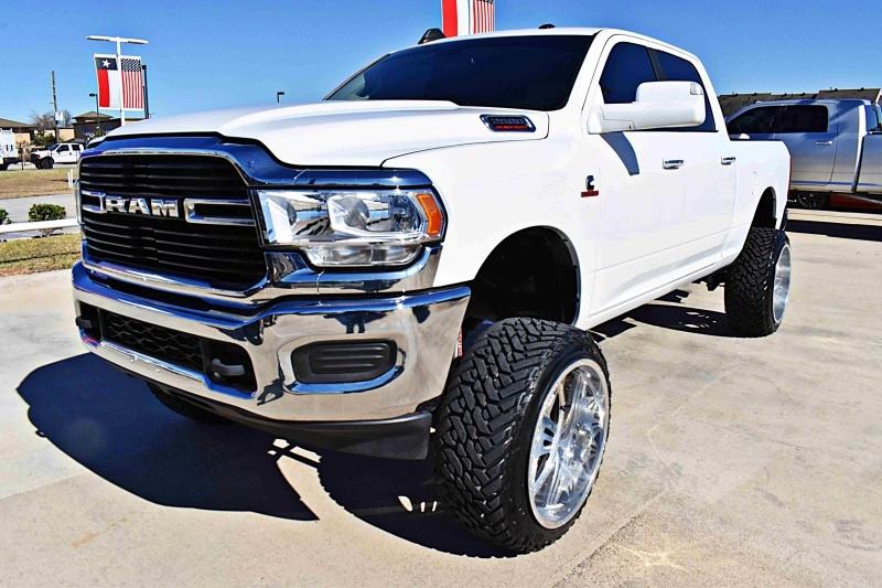 RAM 2500 2019 price $56,850