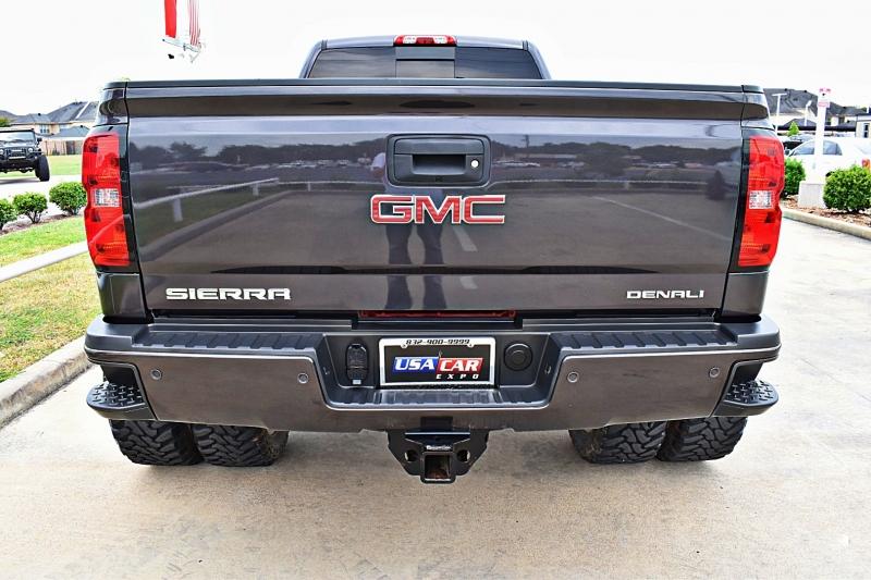 GMC Sierra 3500HD 2015 price $59,990