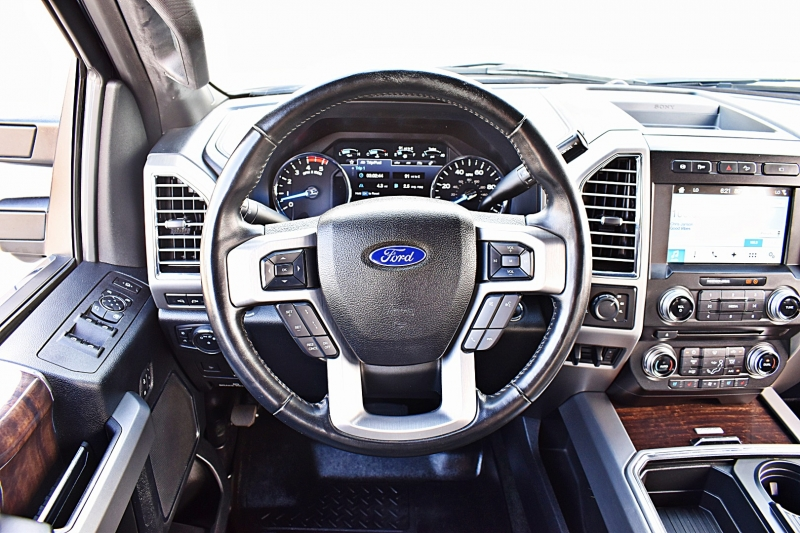 Ford Super Duty F-250 2017 price $64,900