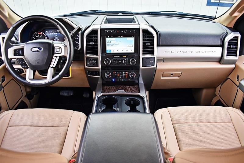 Ford Super Duty F-250 2018 price $59,850