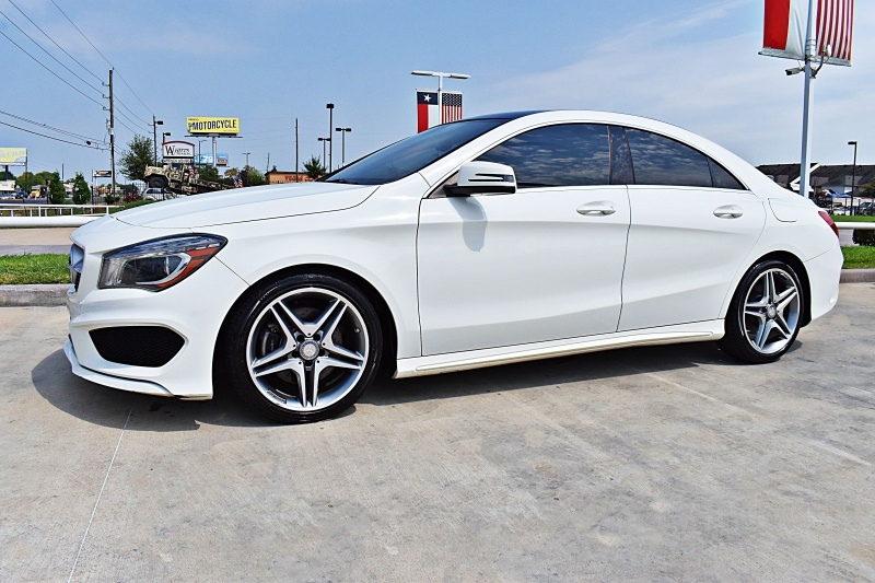 Mercedes-Benz CLA 250 AMG Sport Package 2014 price $19,850