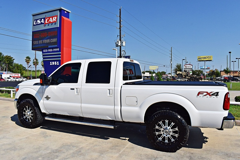 Ford F-250 Lariat 4X4 2014 price $39,750