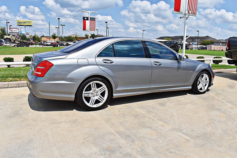 Mercedes-Benz S-Class 2012 price $24,850