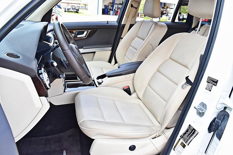 Mercedes-Benz GLK-Class 2014 price $21,900