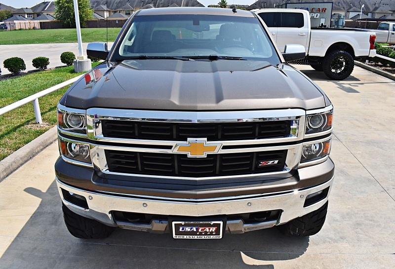 Chevrolet Silverado 1500 2014 price $30,850