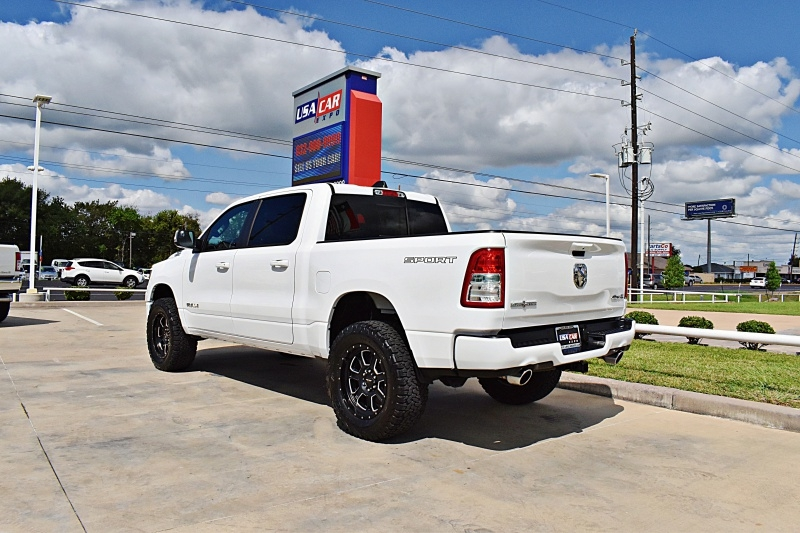 RAM 1500 2020 price $45,900