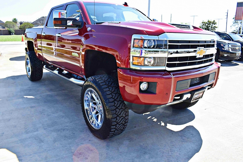 Chevrolet Silverado 2500HD 2019 price $68,850