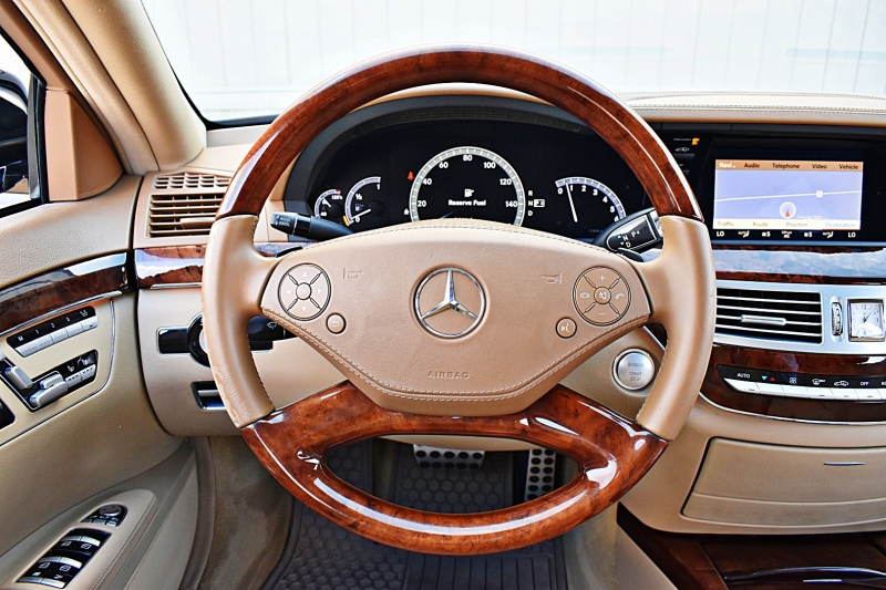 Mercedes-Benz S-Class 2010 price $21,850