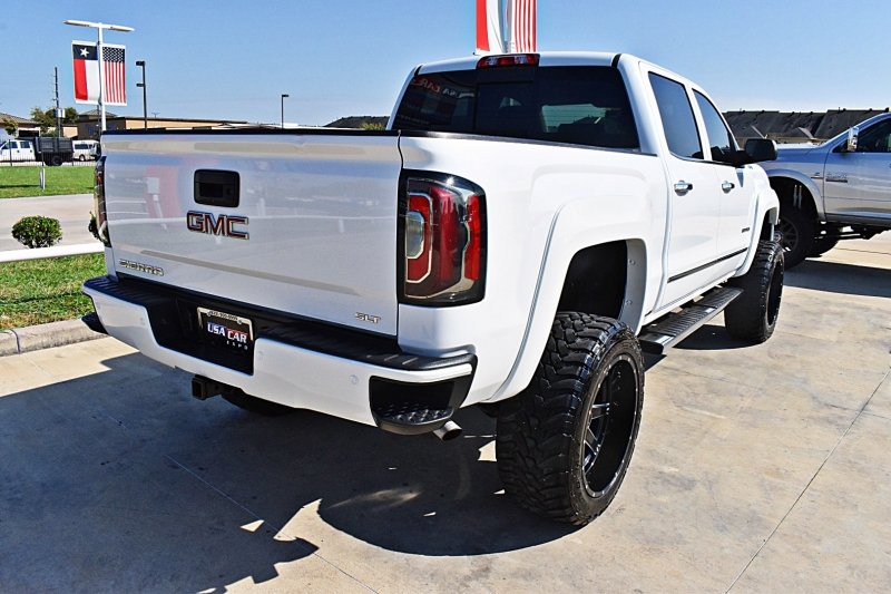 GMC Sierra 1500 2018 price $45,900