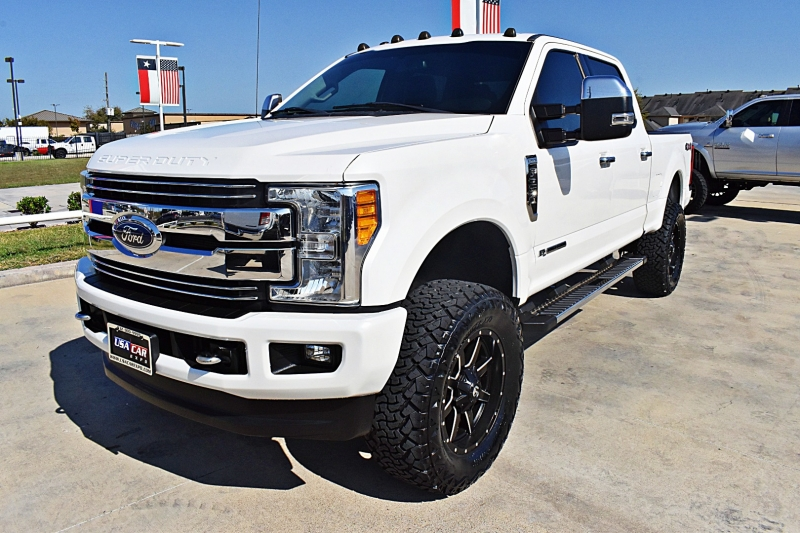 Ford F-250 Lariat 4X4 Lifted 6.7L 2017 price $58,900