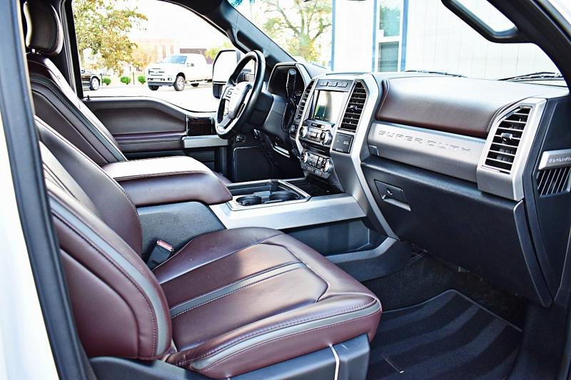 Ford F-250 Platinum 4X4 Lifted 6.7L 2017 price $65,900