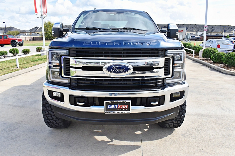 Ford F-250 XLT 4X4 Lifted 6.7L 2017 price $48,900