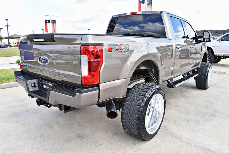 Ford F-250 XLT 4X4 Lifted 6.7L 2019 price $60,900