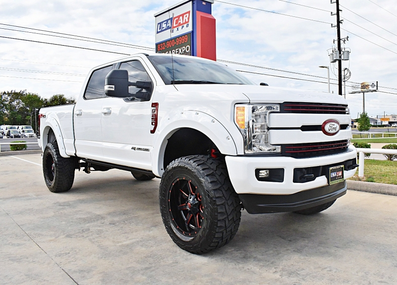 Ford F-250 XLT 4X4 Lifted 6.7L 2017 price $55,900
