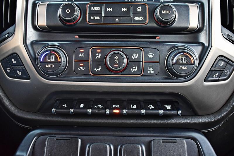 GMC Sierra 2500HD Denali 4X4 Lifted 6.6L 2015 price $58,750