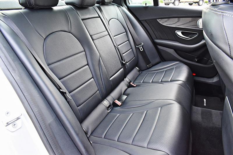 Mercedes-Benz C-Class 2016 price $21,850