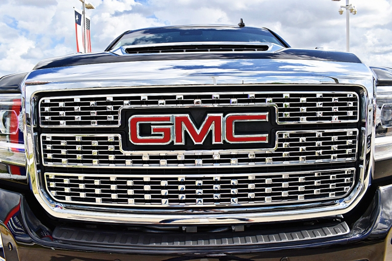 GMC Sierra 2500HD 2019 price $66,850