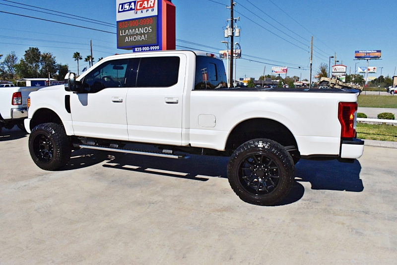 Ford F-250 Lariat 4X4 Lifted 6.7L 2017 price $60,750