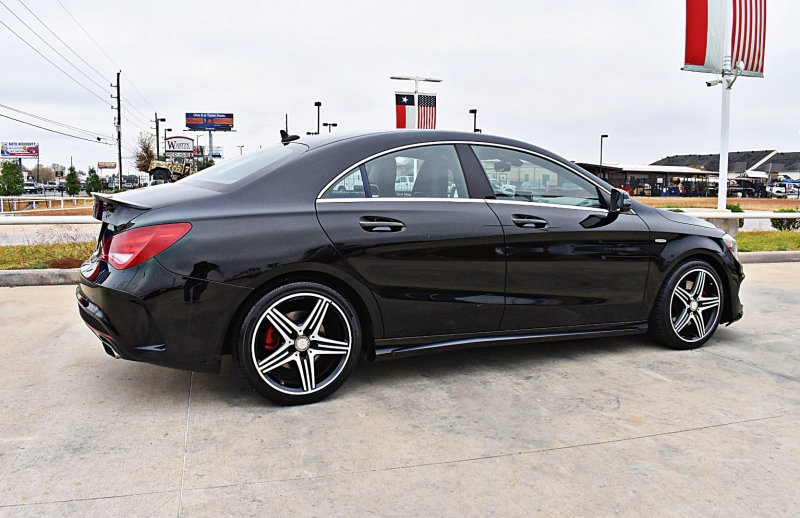 Mercedes-Benz CLA 250 AMG Sport Package 2015 price $19,900