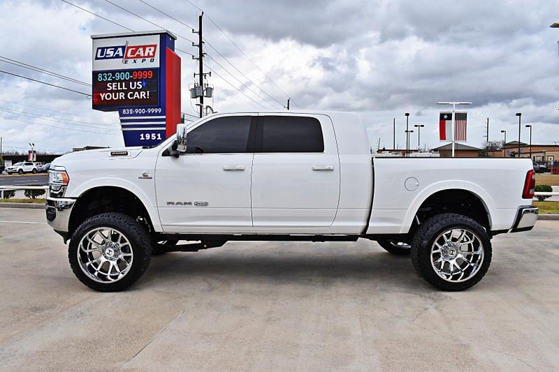 RAM 2500 2019 price $67,850