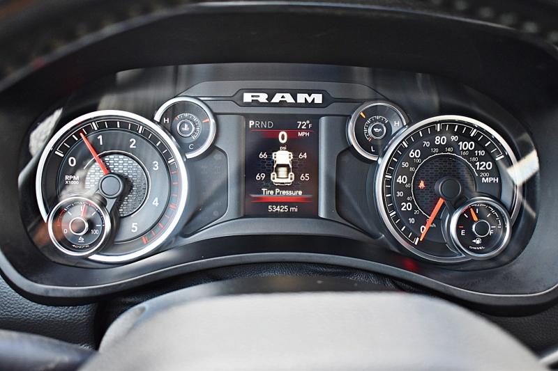 RAM 2500 2019 price $58,850