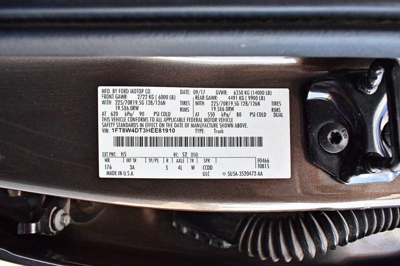 Ford Super Duty F-450 DRW 2017 price $58,900