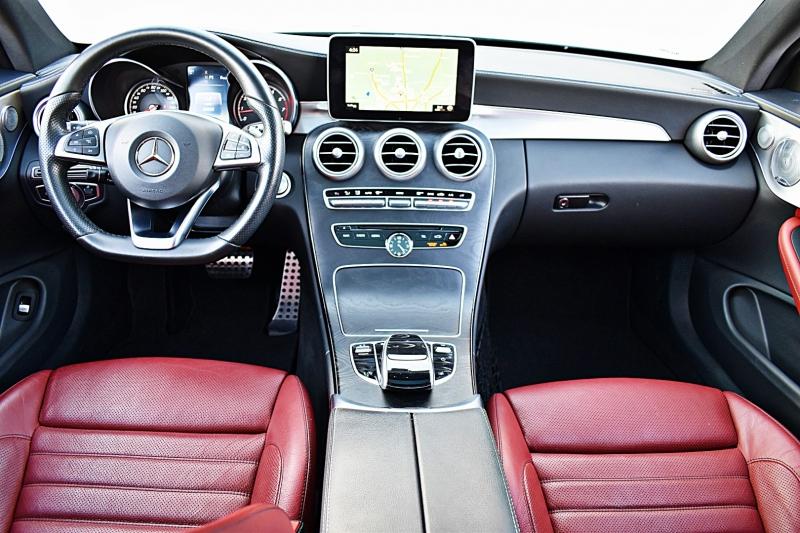 Mercedes-Benz C-Class 2017 price $29,900