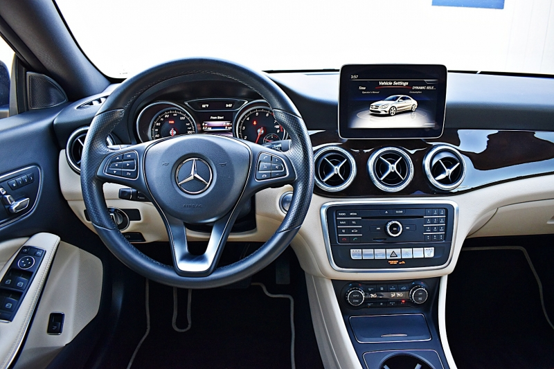 Mercedes-Benz CLA 250 AMG Sport Package 2018 price $25,900