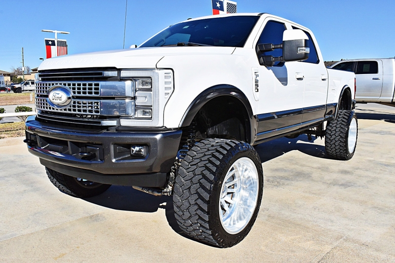 Ford F-250 Lariat 4X4 Lifted 6.7L 2017 price $67,900