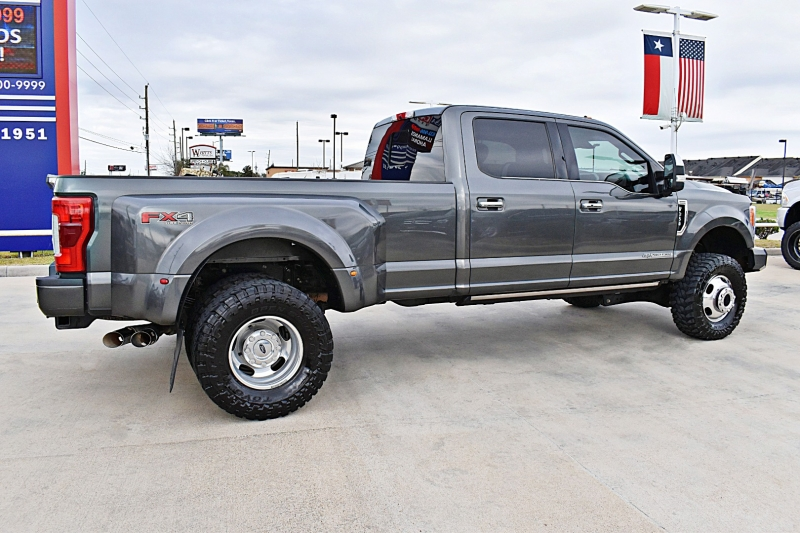 Ford Ford F-350 Platinum Dually 4X4 2019 price $73,900