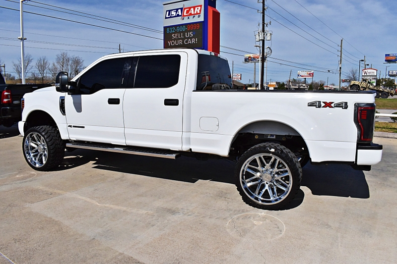 Ford F-250 XLT 4X4 Lifted 6.7L 2019 price $55,850