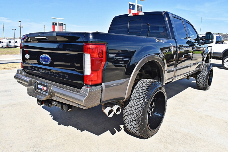 Ford F-250 King Ranch 4X4 Lifted 6.7L 2019 price $69,900
