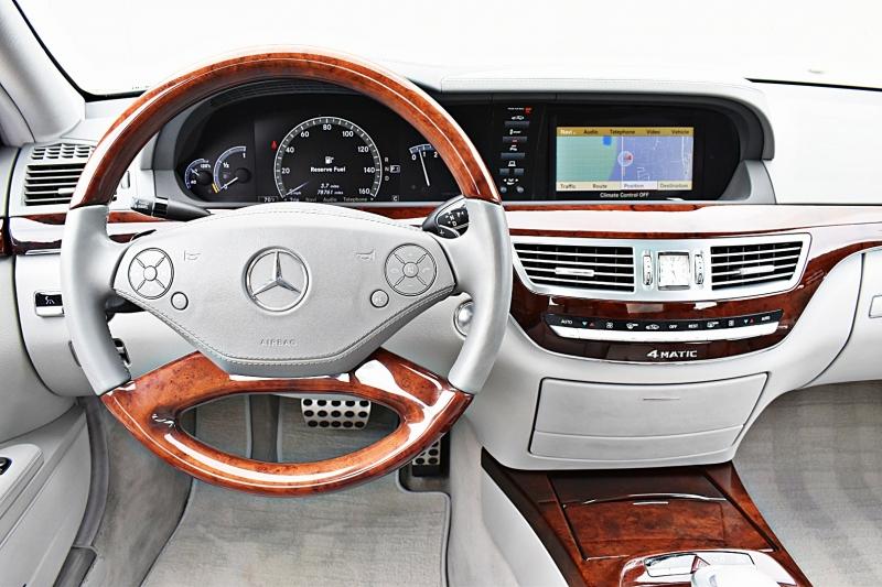 Mercedes-Benz S-Class 2010 price $20,750