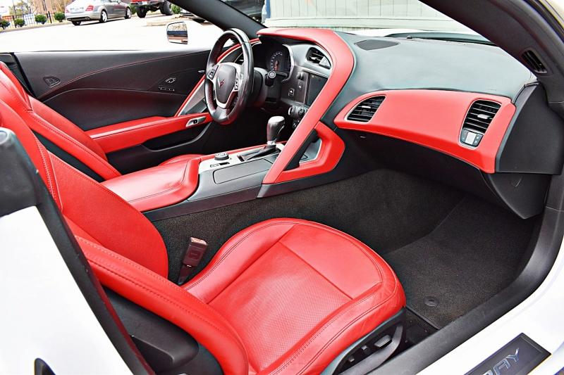 Chevrolet Corvette Stingray Z51 3LT 6.2L 2014 price $41,900