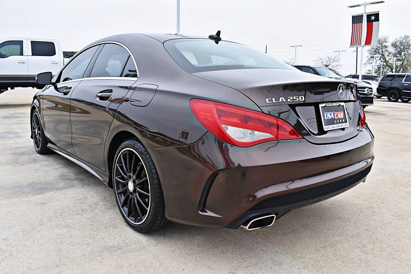 Mercedes-Benz CLA 250 AMG Sport Package 2015 price $18,900
