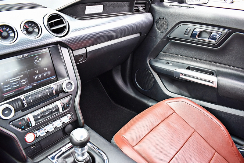 Ford Mustang 2015 price $29,850