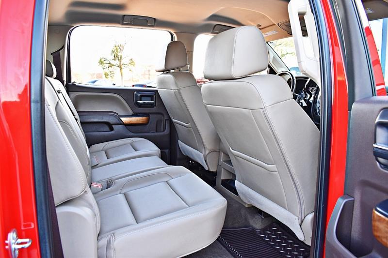Chevrolet Silverado 3500HD 2017 price $56,900
