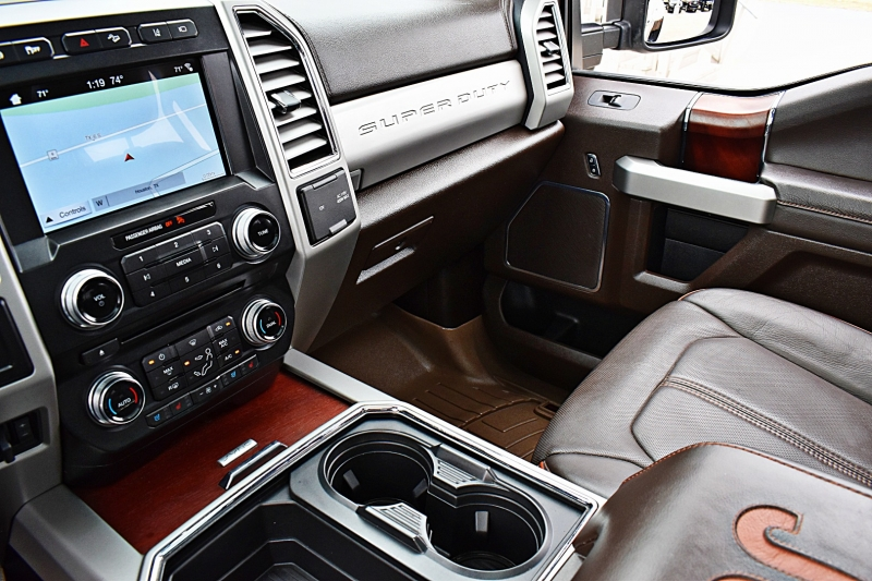 Ford F-350 King Ranch 4X4 Lifted Dually 2017 price $67,850