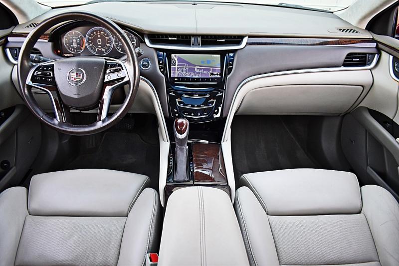 Cadillac XTS 2013 price $22,900