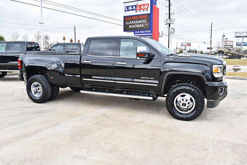 GMC Sierra 3500HD 2019 price $65,900