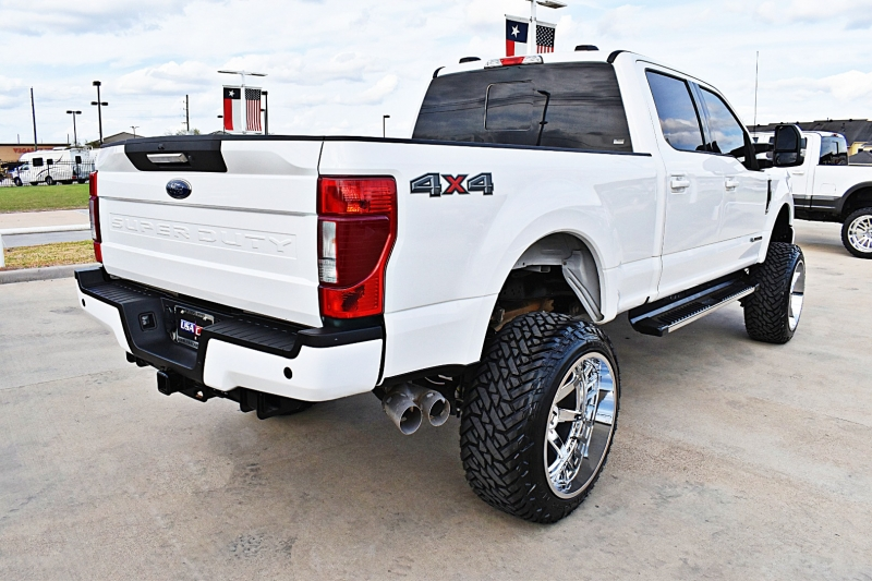 Ford F-250 Lariat 4X4 Lifted 6.7L 2020 price $71,900